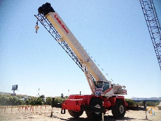 1985 LINK-BELT HSP-8055 HYD. RT CRANE Crane for Sale on CraneNetwork.com