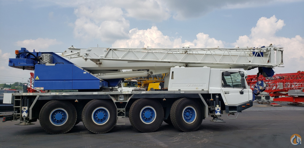 2004 TADANO ATF650XL Crane for Sale in Harrisburg Pennsylvania on CraneNetwork.com