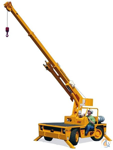 2016 BRODERSON IC-40-2C Crane for Sale on CraneNetwork.com