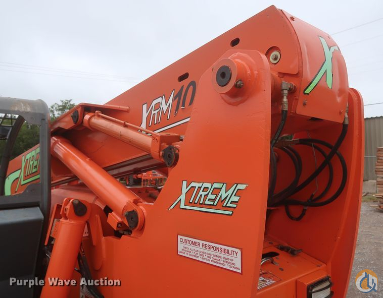 2006 Xtreme XRM1045 Crane for Sale in Oklahoma City Oklahoma on CraneNetwork.com