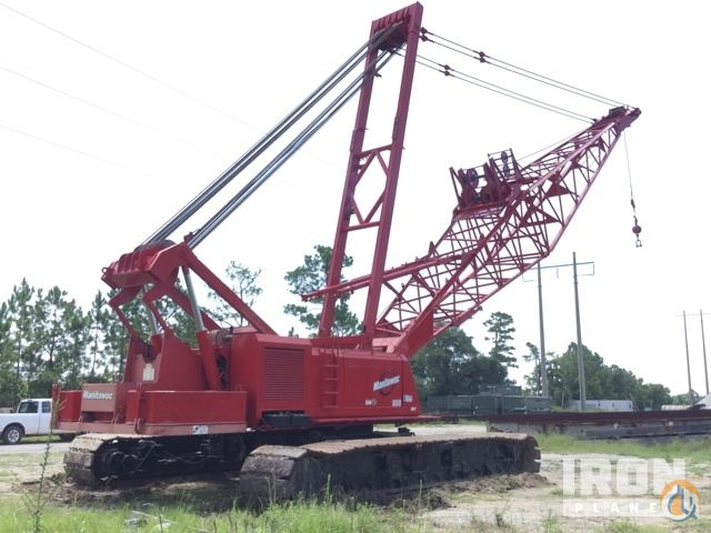 Sold 2000 unverified Manitowoc 888 Series II Lattice-Boom Crawler Crane Crane for  in Gulfport Mississippi on CraneNetworkcom
