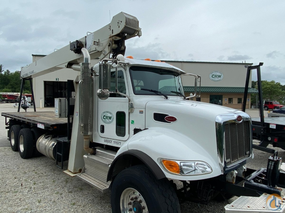 23-Ton National Crane - 8100D Crane for Sale in Oxford Massachusetts on CraneNetwork.com