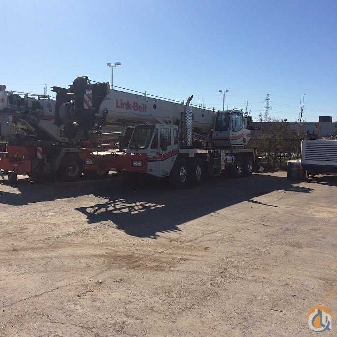 Sold 2007 Link-Belt HTC-8690 Crane for  in Chatham-Kent Ontario on CraneNetwork.com