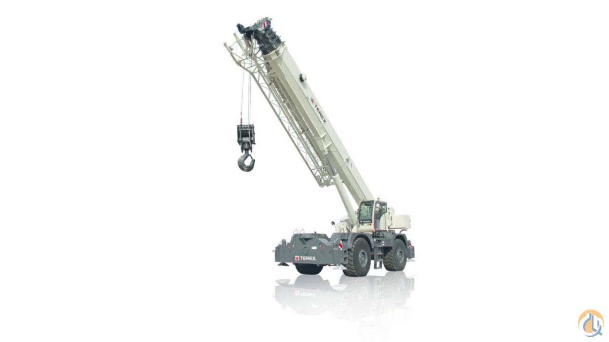 2017 TEREX QUADSTAR 1100 Crane for Sale on CraneNetworkcom