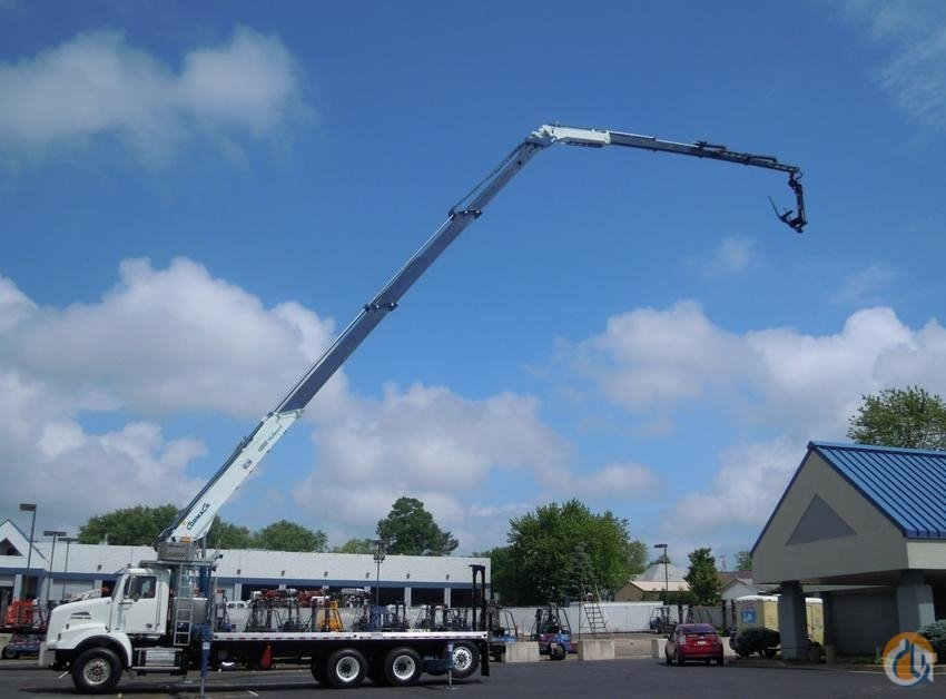 New Cormach 50000 WB95 wallboard crane unmounted Crane for Sale in Olathe Kansas on CraneNetwork.com