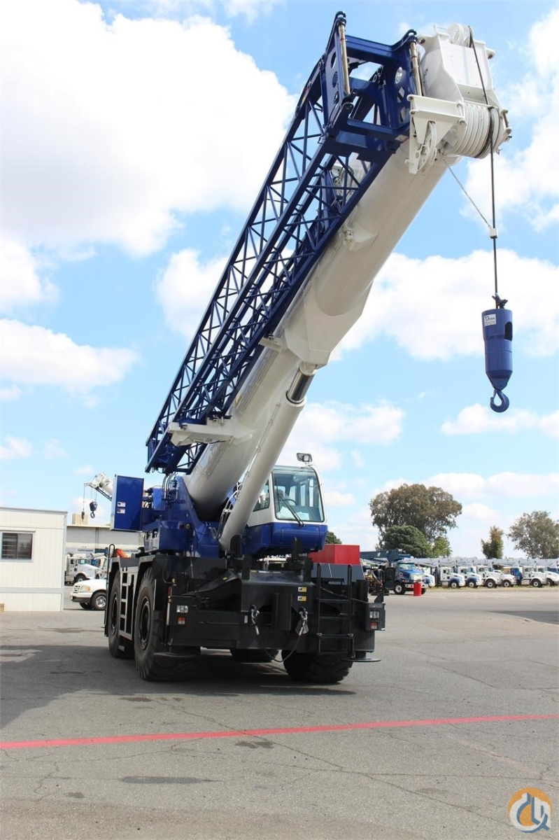 2016 TADANO GR1000XL Crane for Sale or Rent in Sacramento California on CraneNetwork.com