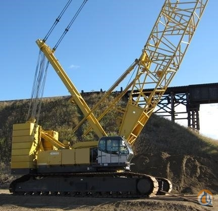 KOBELCO CK2500-II  2007 Crane for Sale on CraneNetworkcom