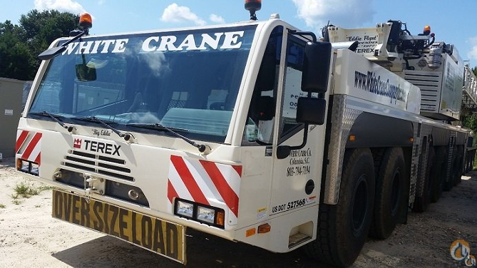 Demag AC 250-1 Crane for Sale in West Columbia South Carolina on CraneNetworkcom