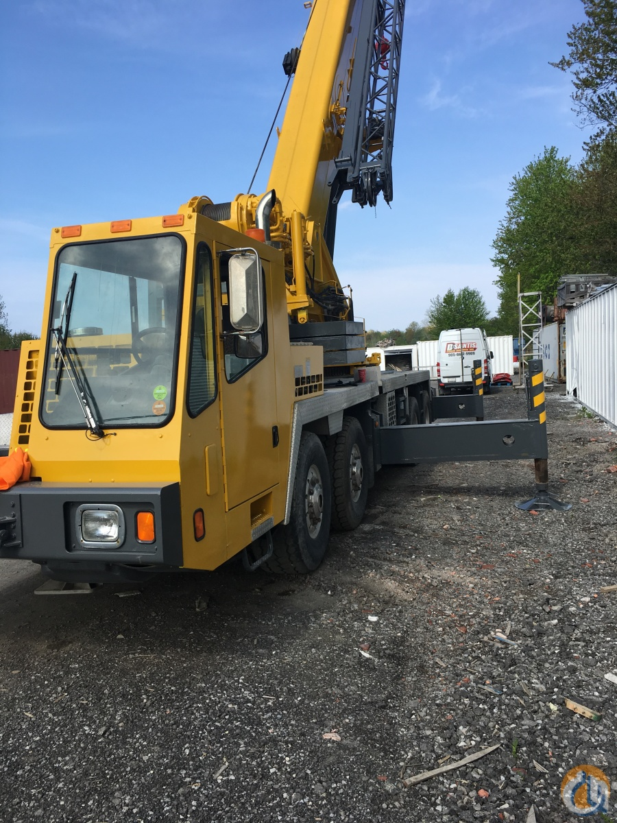 2005 Grove TMS700E Crane for Sale in Hamilton Ontario on CraneNetworkcom