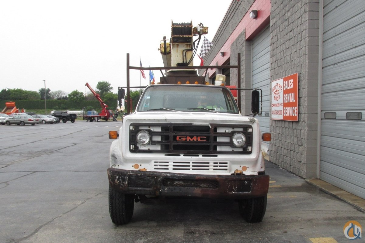 Sold USED SIMON RO Crane for  in Milwaukee Wisconsin on CraneNetwork.com