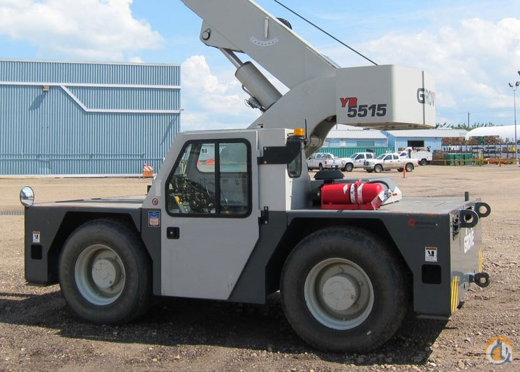 GROVE 15 TON CARRY DECK CRANE Crane for Sale in Edmonton