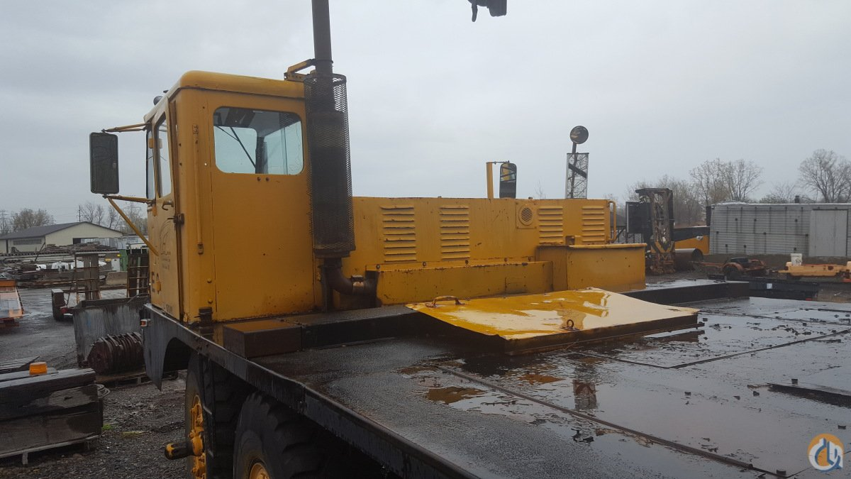 Time Tested Crane Operator Approved  1966 Lima 600TA Crane for Sale in Buffalo New York on CraneNetworkcom