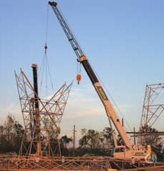 2009 Mantis 20010 Telescopic Crawler Crane Crane for Sale on CraneNetwork.com