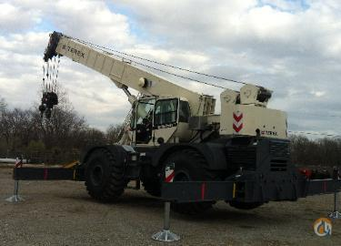 2012 TEREX RT670 70 TON ROUGH TERRAIN CRANE FOR SALE Crane for Sale or Rent in Pflugerville Texas on CraneNetwork.com