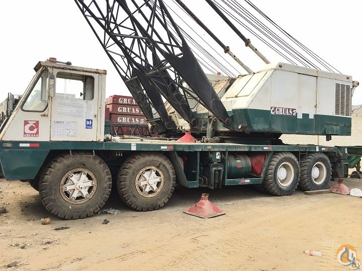 EQUIPMENT SALE Crane for Sale in Lima Lima on CraneNetwork.com