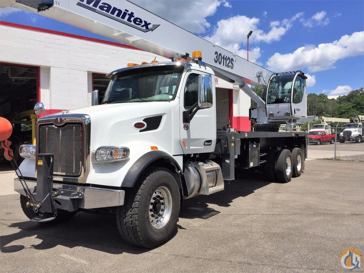 2018 Manitex 30112S Crane for Sale in Knoxville Tennessee on CraneNetworkcom