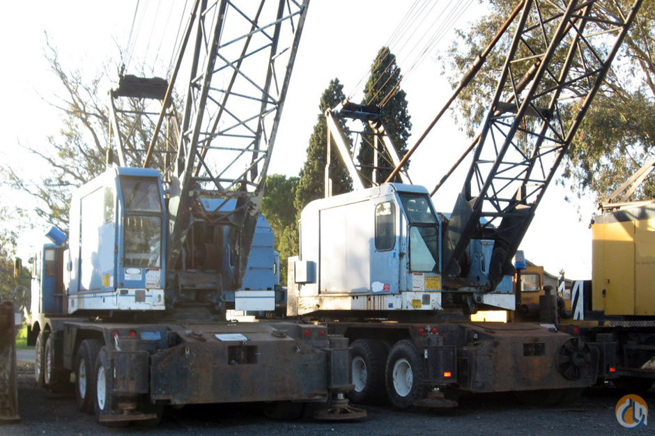 1970 American 5520 65 Ton Crane for Sale in Valley Springs California on CraneNetwork.com