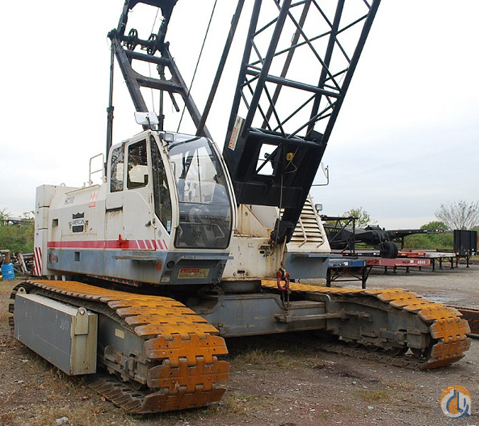 Terex-American HC110 Crane for Sale on CraneNetwork.com