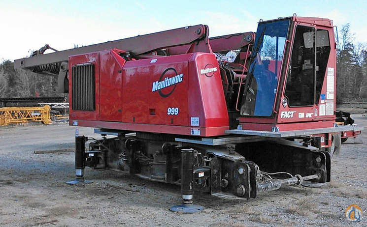 2007 Manitowoc 999 Series 3 275 Crane for Sale in Charlotte North Carolina on CraneNetwork.com