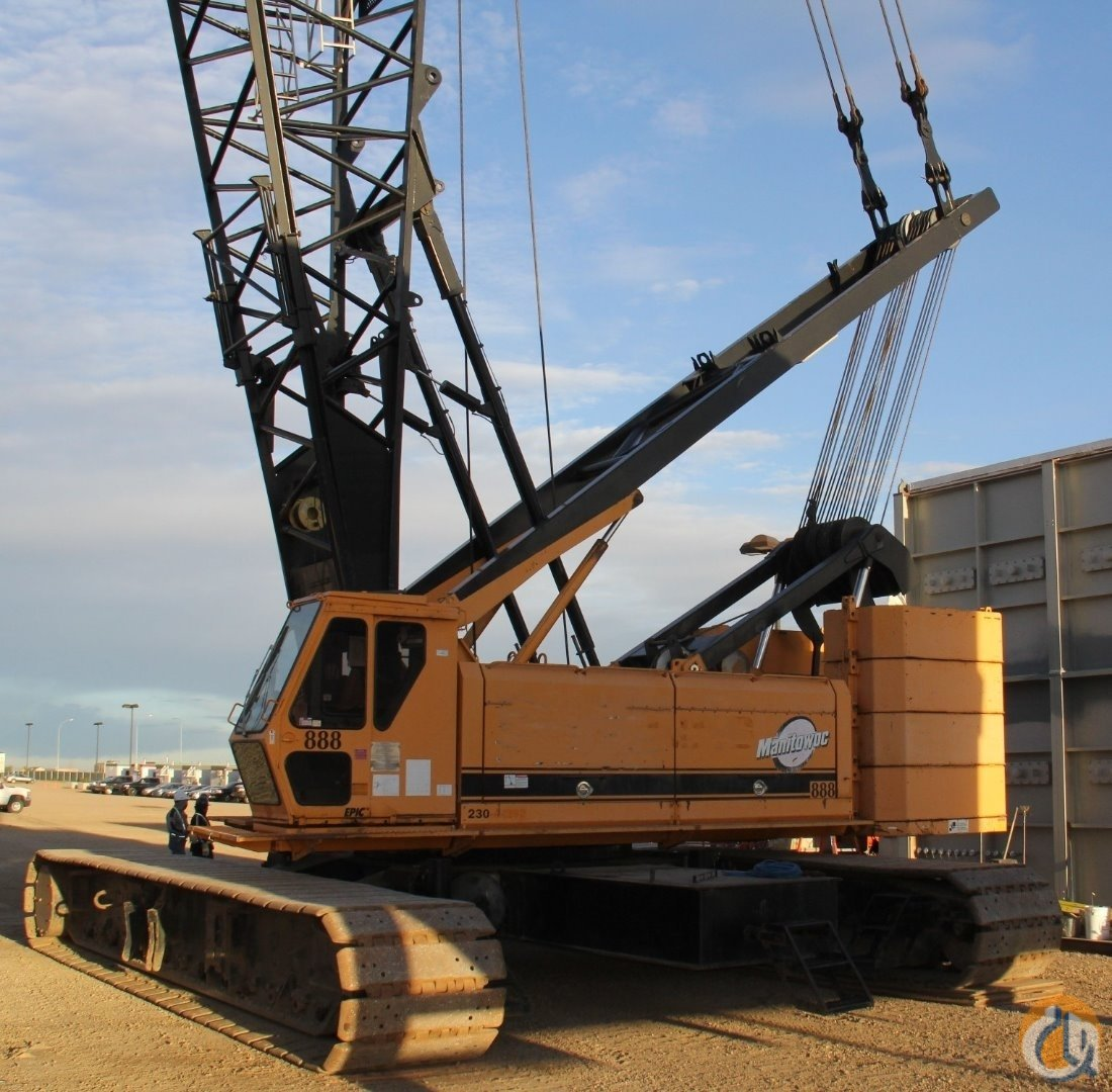 MANITOWOC 888 S2 2000 Crane for Sale on CraneNetwork.com