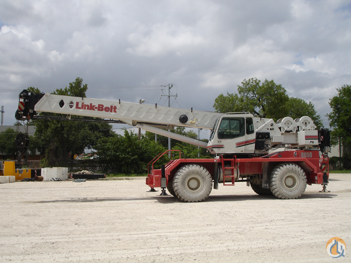 2007 Link Belt RTC-8050 II Crane for Sale on CraneNetwork.com