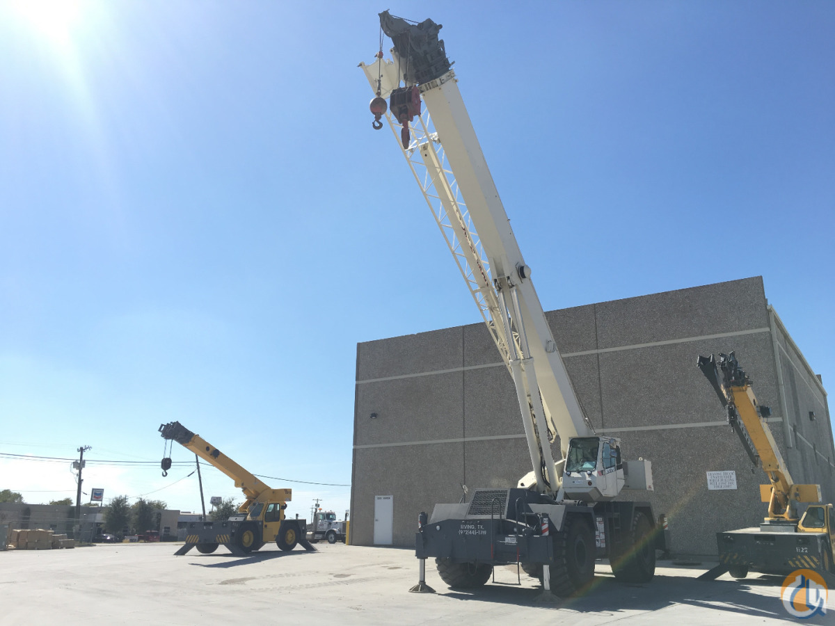 2003 TEREX RT175 Crane for Sale on CraneNetworkcom
