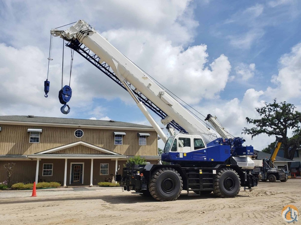 2015 TADANO GR-1000XL-3 Crane for Sale or Rent in Mobile Alabama on CraneNetwork.com