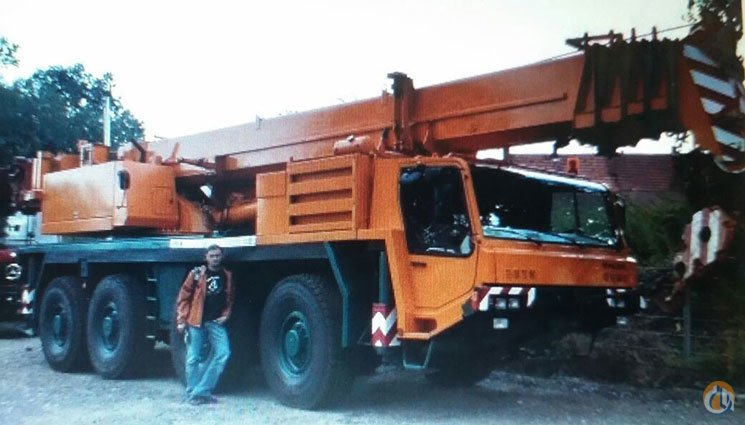 TADANO FAUN ATF70 Crane for Sale on CraneNetworkcom