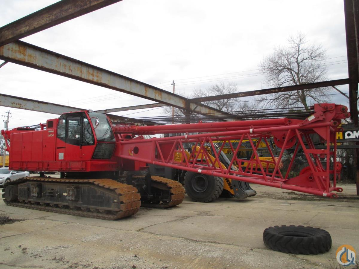 2013 MANITOWOC 12000-1 Crane for Sale in Wausau Wisconsin on CraneNetworkcom