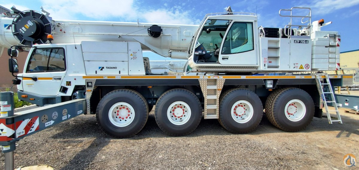 2020 TADANO ALL-TERRAIN CRANE ATF70G-4 Crane for Sale or Rent in Oakville Ontario on CraneNetwork.com