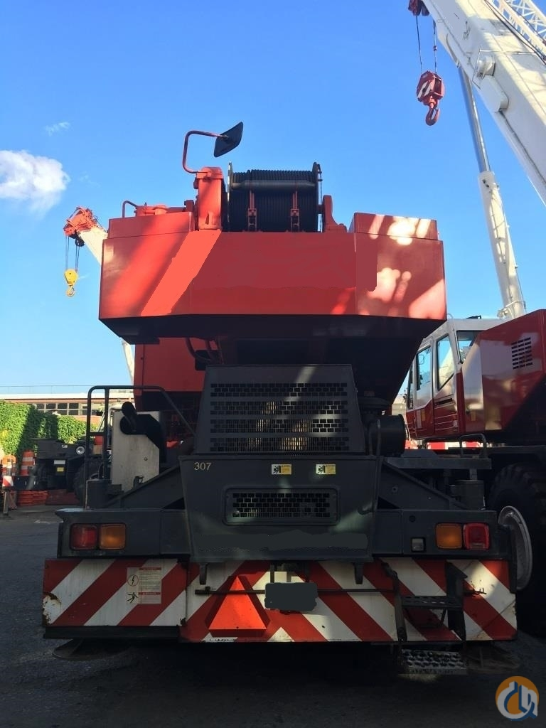 2001 TADANO GR-450-1 Crane for Sale in New York New York on CraneNetwork.com