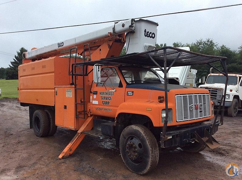 Sold Teco S5-52 2P-2TRS1 Crane for in Wright City Missouri
