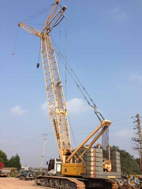 Liebherr LR 1200 Boom 213 ft Luffing jib 273 ft Crane for Sale in Hanoi Hanoi on CraneNetwork.com