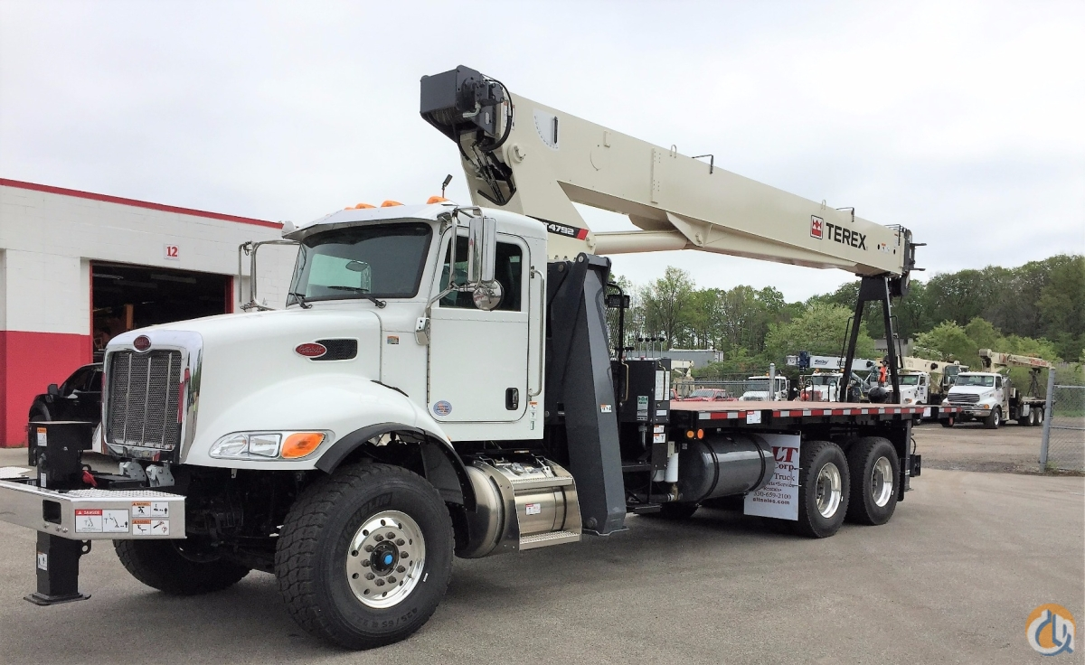2017 TEREX BT4792 R1879 Crane for Sale in Milwaukee Wisconsin on CraneNetwork.com