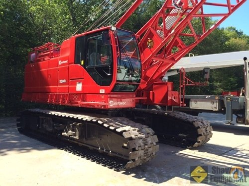 2014 Manitowoc 11000-1 Crane for Sale in Manchester Connecticut on CraneNetworkcom
