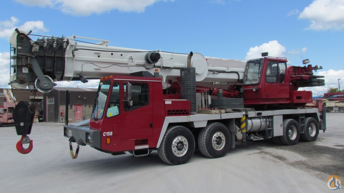 2007 GROVE TMS990E Crane for Sale or Rent in Oakville Ontario on CraneNetwork.com