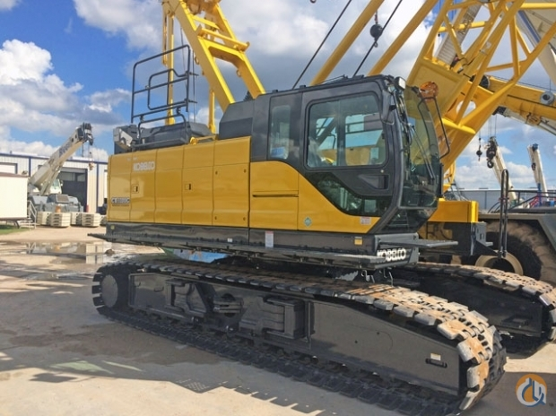 2014 Kobelco CK1100G-II Crane for Sale on CraneNetworkcom