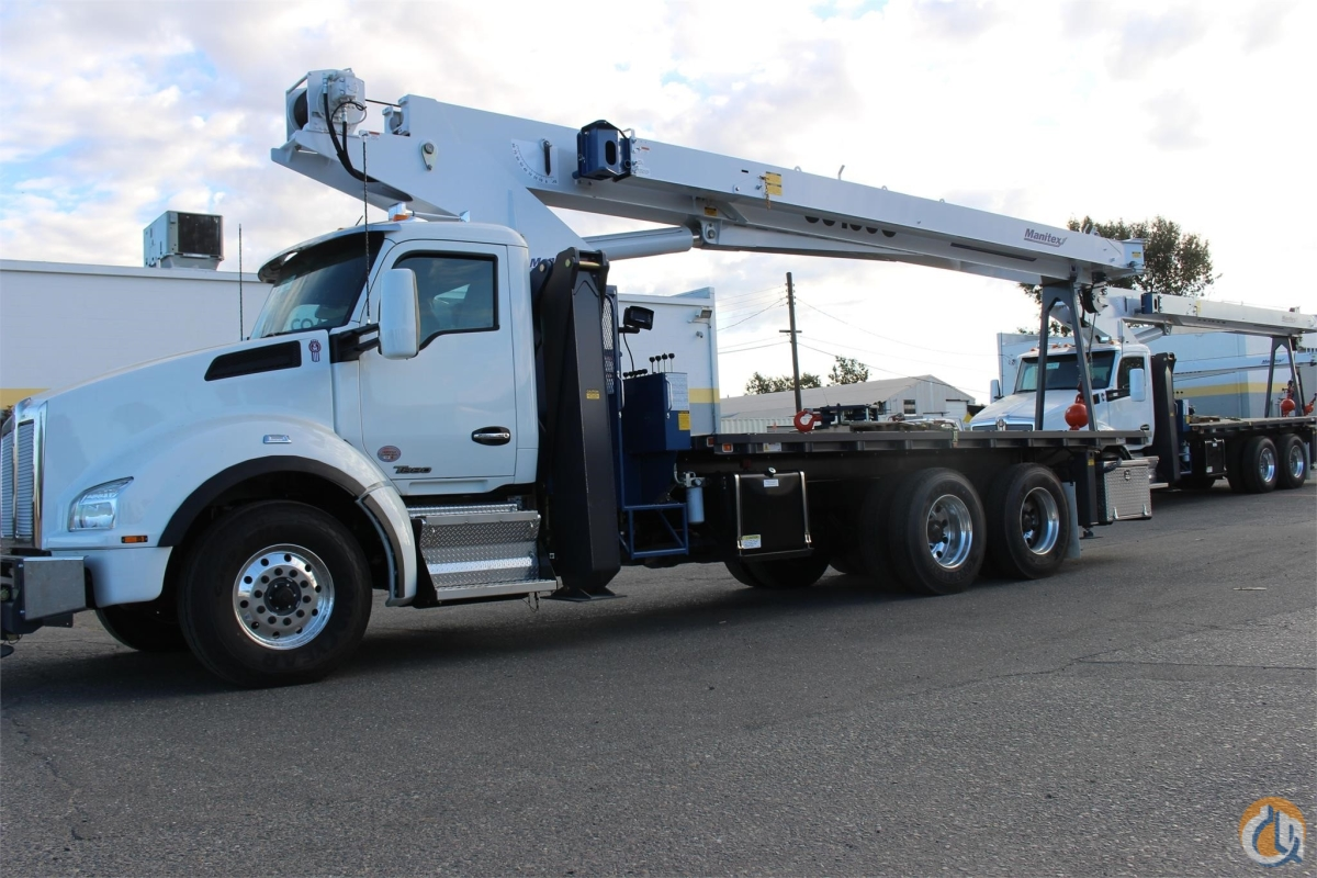 2018 MANITEX 30100C Crane for Sale or Rent in Sacramento California on CraneNetwork.com