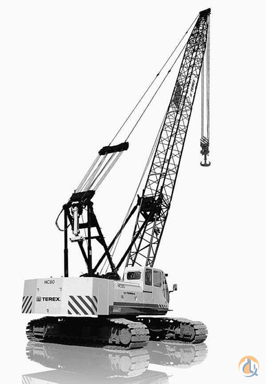 2017 TEREX HC80 Crane for Sale in Oklahoma City Oklahoma on CraneNetworkcom
