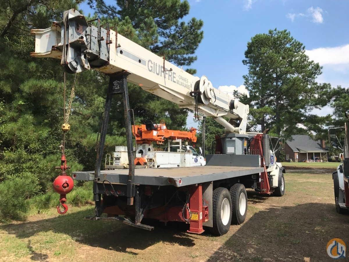 2004 Terex 4700 Crane for Sale on CraneNetwork.com