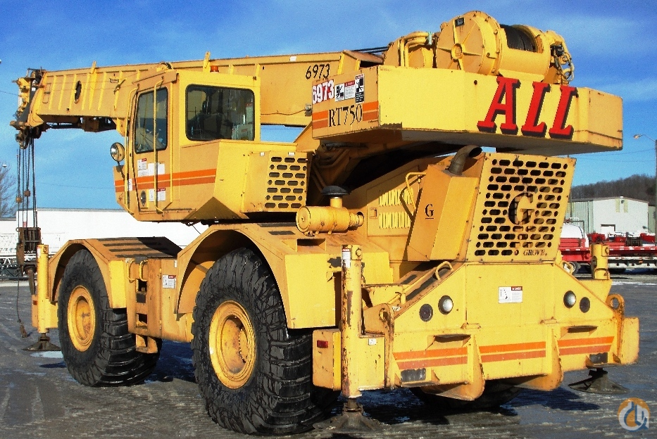 Grove RT750 For Sale Crane for Sale in Nitro West Virginia on CraneNetwork.com