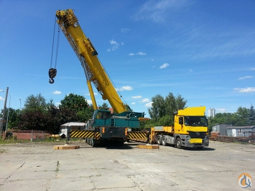 DEMAG AC435 Crane for Sale on CraneNetworkcom
