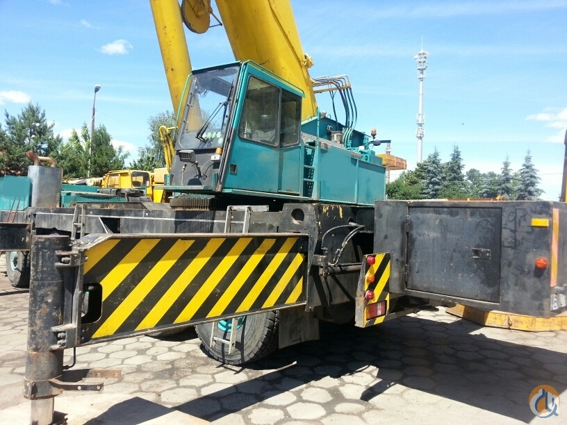 Sold DEMAG AC435 Crane for  on CraneNetwork.com