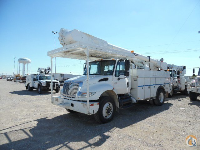 2006 Altec AM55-MH Crane for Sale in Birmingham Alabama on CraneNetwork.com