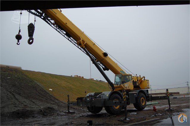 2007 Grove RT875E Crane for Sale in Union New Jersey on CraneNetwork.com