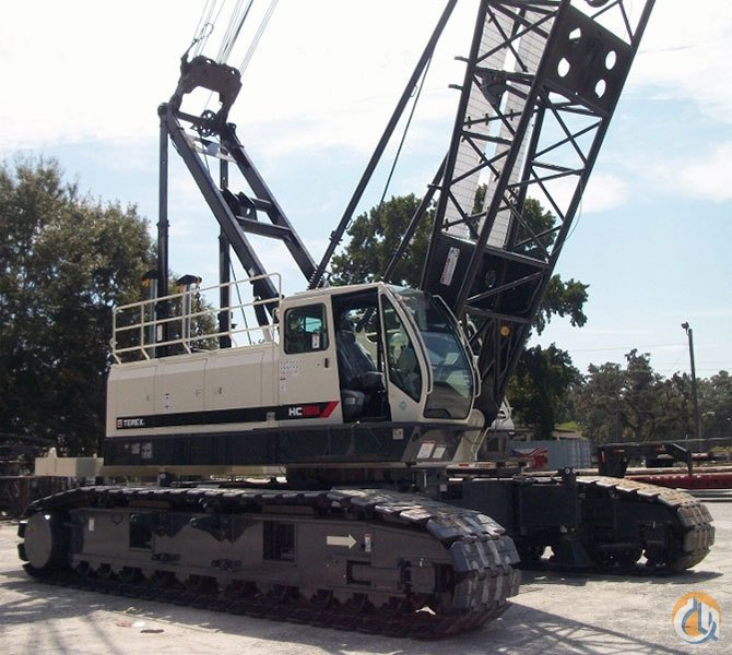2015 TEREX HC-165 Crane for Sale or Rent in New Bern North Carolina on CraneNetwork.com