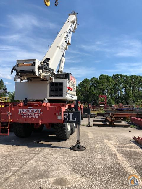 2011 Linkbelt RTC-80130 Crane for Sale in Cocoa Florida on CraneNetwork.com
