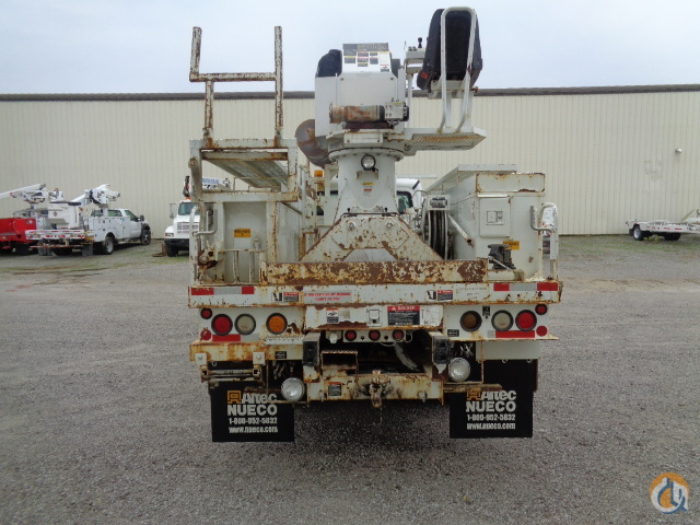 2008 ALTEC DM47-BR Crane for Sale in Birmingham Alabama on CraneNetwork.com