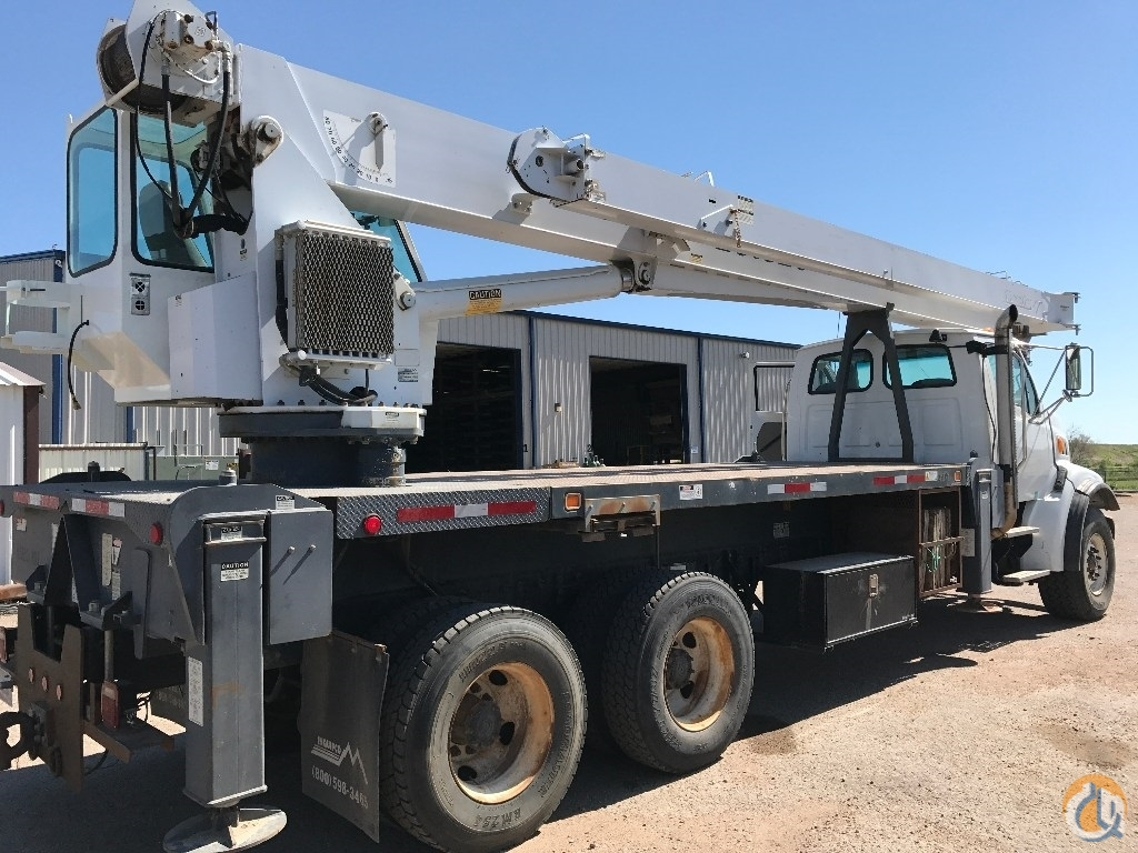 2007 Manitex 28102 S - 2006 Sterling LT7501 Boom Truck Crane for Sale on CraneNetwork.com