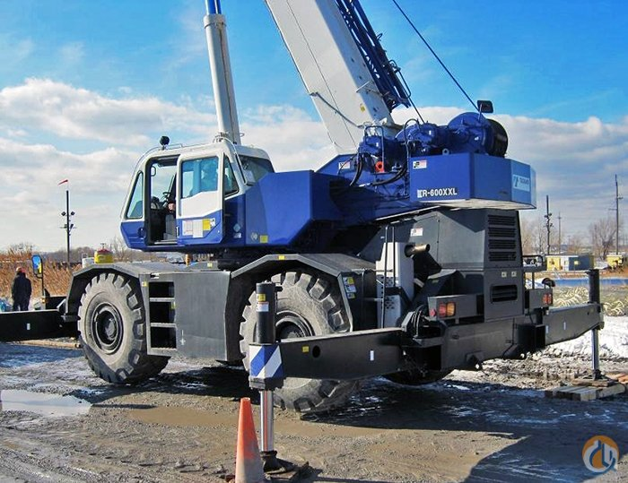 Tadano GR-600XL-1 For Sale or Rent Crane for Sale or Rent in Edmonton Alberta on CraneNetworkcom